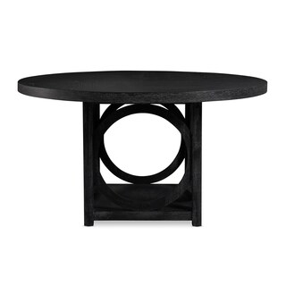 Somerton Dwelling Nocturne Round Dining Table
