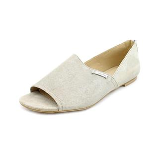 Calvin Klein Women's 'Eve' Leather Casual Shoes
