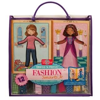 Dress and Press Fashion Smarts Jr. Tri-Fold Wood Press