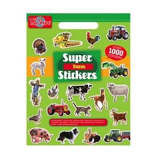 T.S. Shure Farm Super Sticker Book