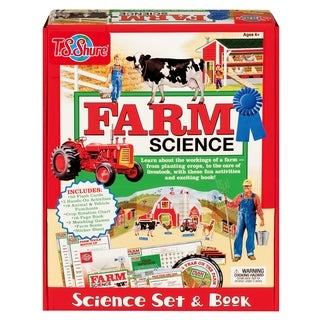T.S. Shure Farm Science Set and Book