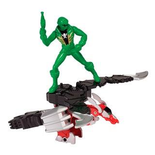Power Rangers Mystic Dragon Zord and Green Ranger