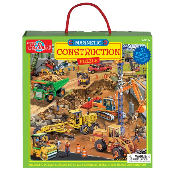 T.S. Shure Construction Magnetic Puzzle
