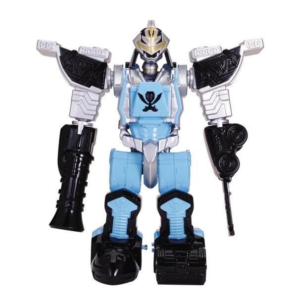 Power Ranger Megaforce Deluxe Q Rex Zord Armor Ranger 13872703