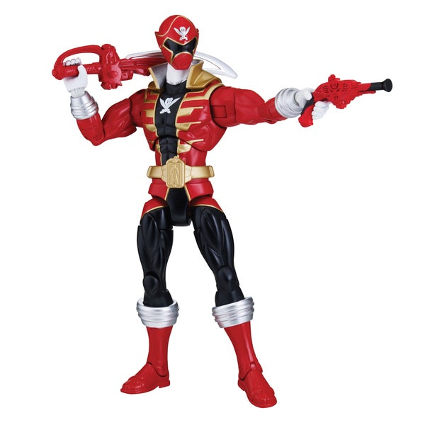 Bandai Power Rangers Super Mega Red Ranger 13872709