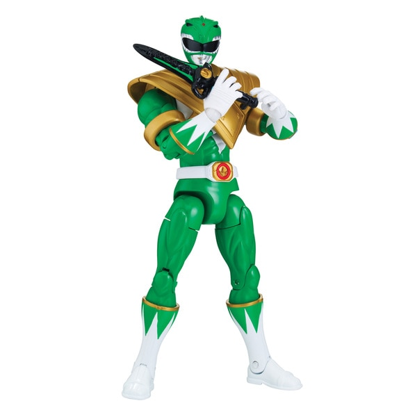 Power Rangers Armored Mighty Morphin Green Ranger 13872712