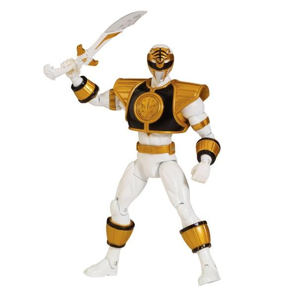 Power Rangers Armored Might Morphin White Ranger 13872713
