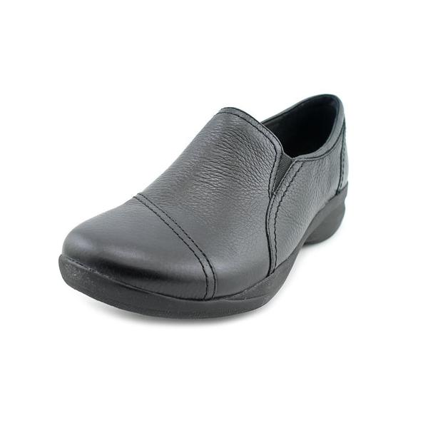 Clarks Women's 'In Motion' Leather Dress Shoes - Wide (Size 9.5 )