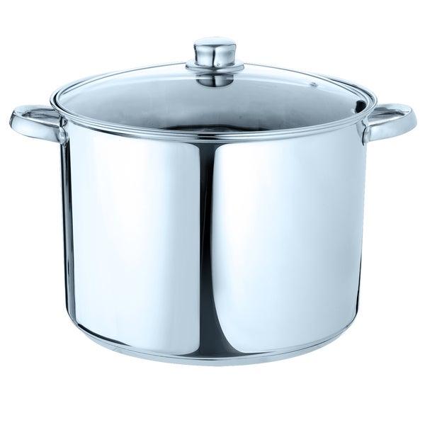 Ecolution ESTL-4512 Pure Intentions 12-quart Steel Stock Pot