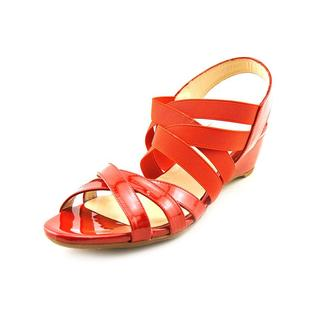 Amalfi By Rangoni Women's 'Grotte' Leather Sandals