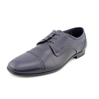 Salvatore Ferragamo Men's 'Ralph' Leather Dress Shoes (Size 11 )