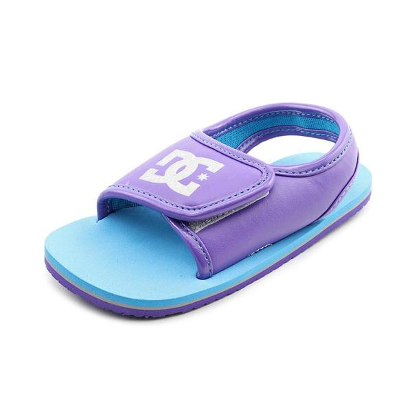 DC Girl (Toddler) 'Kimo' Synthetic Sandals