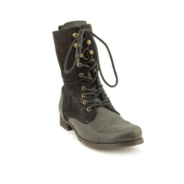 Diesel Women's 'Give' Leather Boots (Size 10 )