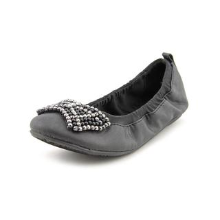 Report Girl (Youth) 'Bogart' Leather Casual Shoes