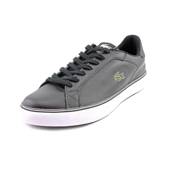 Lacoste Men's 'Marling Low' Leather Athletic Shoe (Size 8.5 )