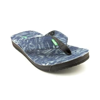 Sanuk Men's 'Roots Cozy' Basic Textile Sandals