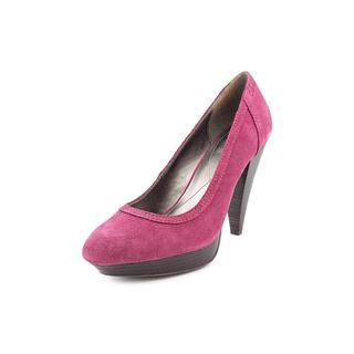 Calvin Klein Jeans Women's 'Paris' Regular Suede Dress Shoes