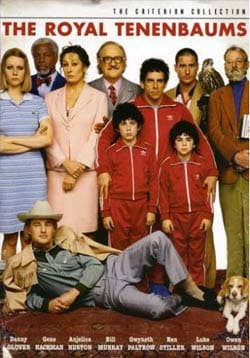 The Royal Tenenbaums - Criterion Collection (DVD)