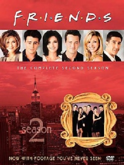 Friends: Complete Second Season (DVD)