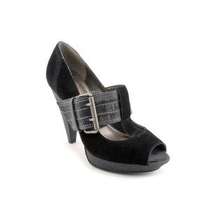 Calvin Klein Jeans Women's 'Pauline' Regular Suede Dress Shoes