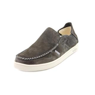 Cushe Men's 'EVO-Lite Loafer' Regular Suede Casual Shoes