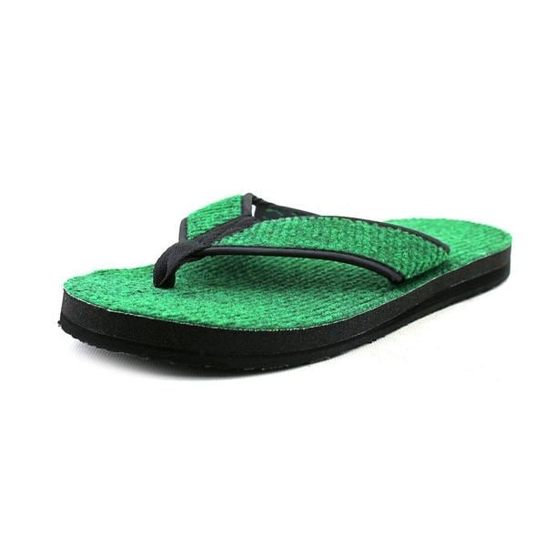 Sanuk Men's 'Fur Real Cozy' Basic Textile Sandals
