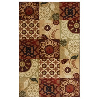 Suzani Spice Earth Rug (8' x 10')