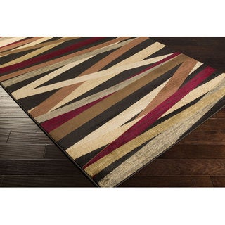 Meticulously Woven Gwinnett Abstract Polypropylene Area Rug (2' x 3'3)