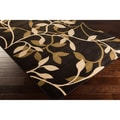 Meticulously Woven Winder Floral Polypropylene Area Rug (2' x 3'3)