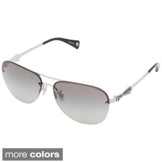 Coach Women's 'L02 Britany HC7031' Aviator Sunglasses