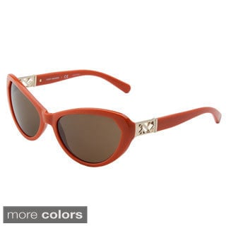Tory Burch Women's 'TY9030' Cat-eye Sunglasses