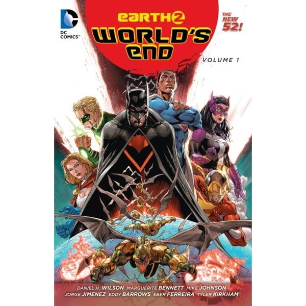 Earth 2: World's End 1 (Paperback) 13879308