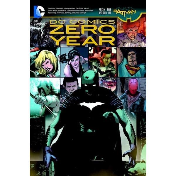 DC Comics: Zero Year (Paperback) 13879315
