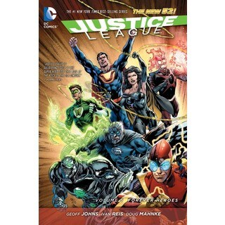 Justice League 5: Forever Heroes (Paperback)