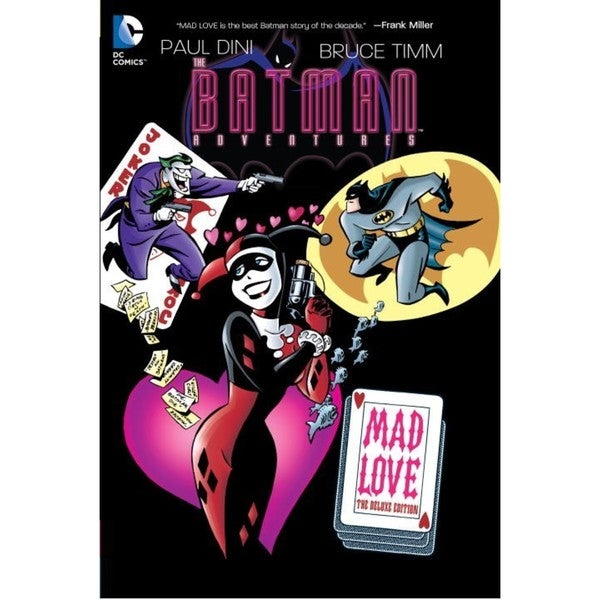 The Batman Adventures: Mad Love (Hardcover) 13879352