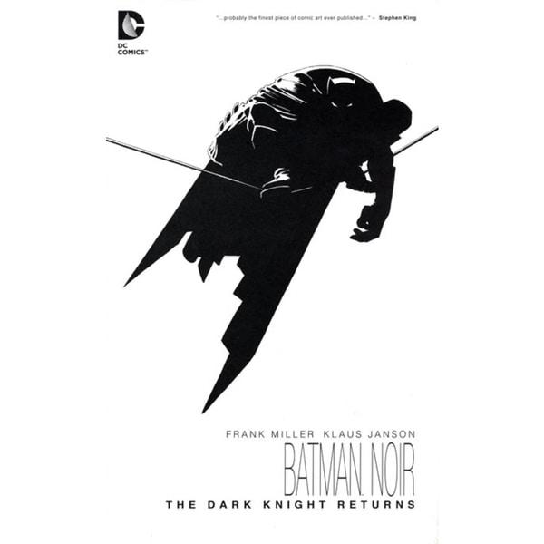 Batman Noir: The Dark Knight Returns (Hardcover) 13879354