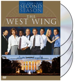West Wing: The Complete Second Season (DVD)