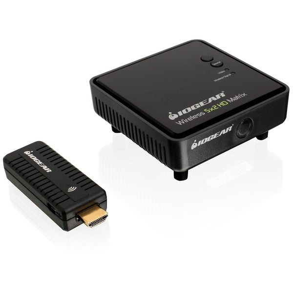 Iogear Wireless HDMI Transmitter and Receiver Kit