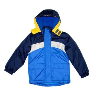 Northpoint Toddler Boys Royal Blue Parka