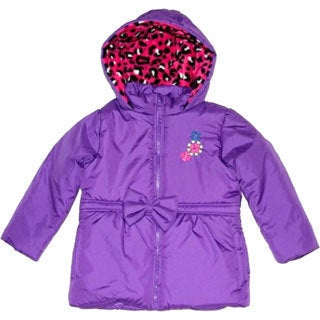 Mint Girls Purple Babydoll Jacket (Sizes 4-6X)