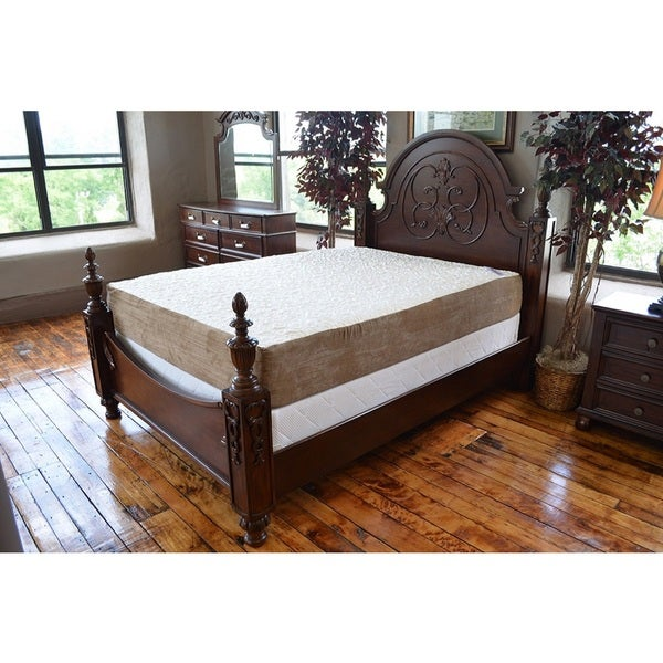Better Snooze Palatial Luxury 8-inch King-size Gel Memory Foam Mattress
