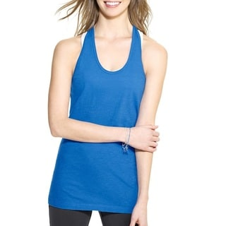 Champion Women's Blue Breeze Slub Tank