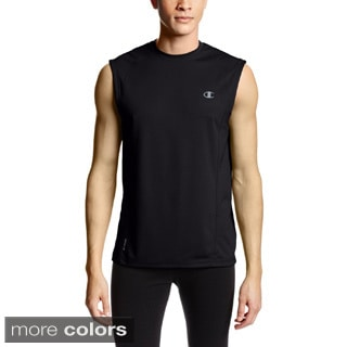 Champion Men's PowerTrain Solid Muscle Tee