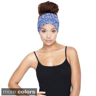 Women's Organic Cotton Yoga Headband (Nepal)