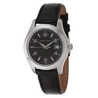 Hamilton Women's 'Linwood' Stainless Steel Swiss Quartz Watch