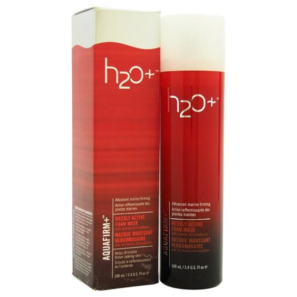 H2O+ Aquafirm Weekly Active Foam 3.4-ounce Mask