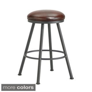 Alexander Backless Swivel Counter Stool