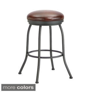Fielsole Swivel Backless Bar Stool