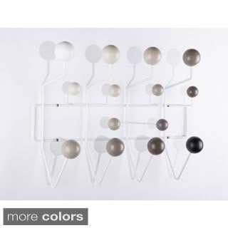 'Hang Its' Coated Wire Small Hanging Rack