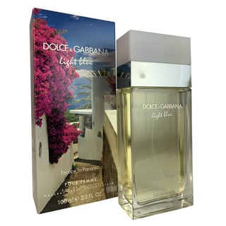 Dolce & Gabbana Light Blue Escape to Panarea Women's 3.3-ounce Eau de Toilette Spray